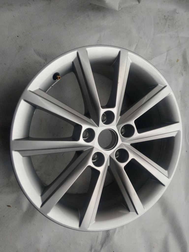 Felga Aluminiowa Skoda VW Audi 5E0601025E