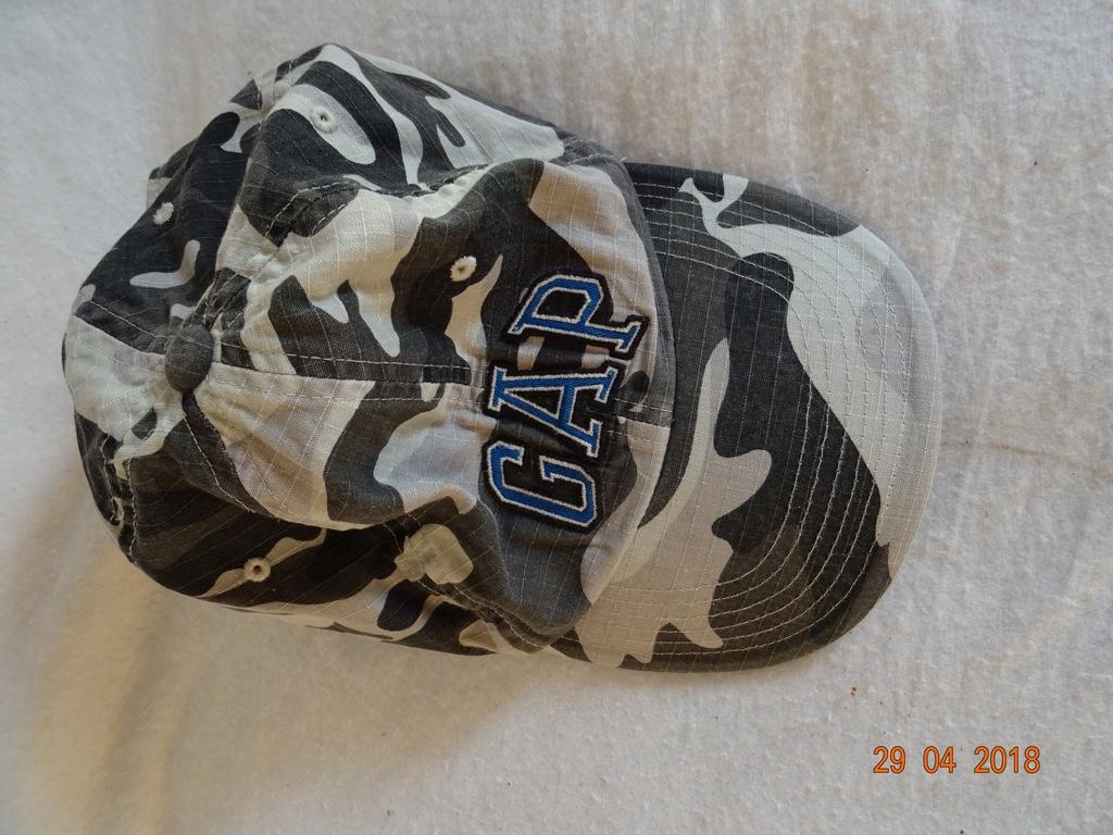 czapka dla dziecka GAP patrolówka