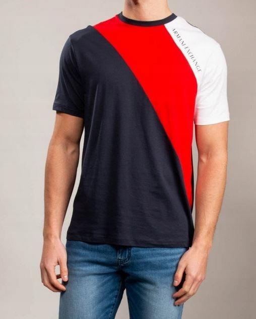 Armani Exchange t-shirt 3HZTFH ZJH4Z 9512 L