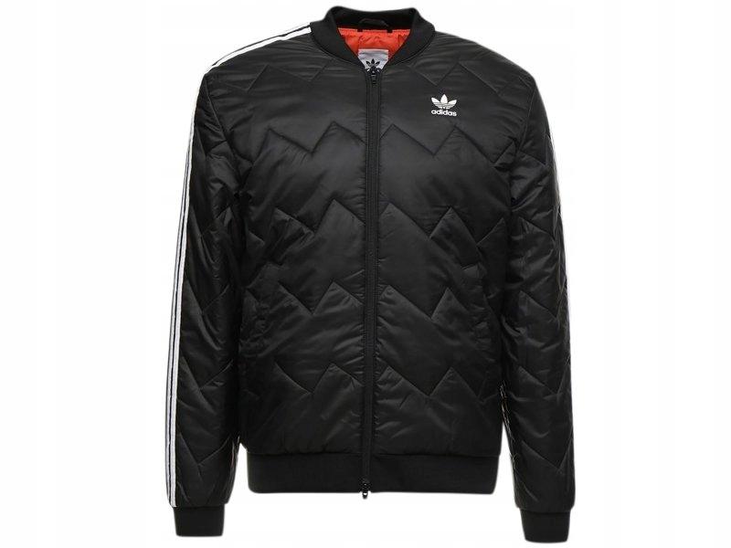 Męska pikowana kurtka Adidas