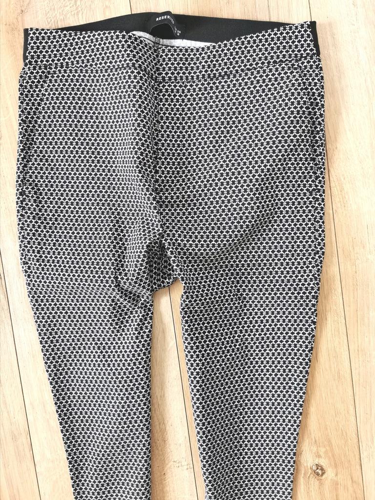 Spodnie Reserved 34 nowe
