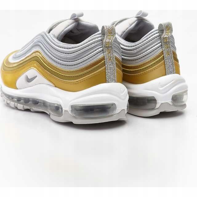 Buty Nike W AIR MAX 97 SE AQ4137 001 r 38 złote