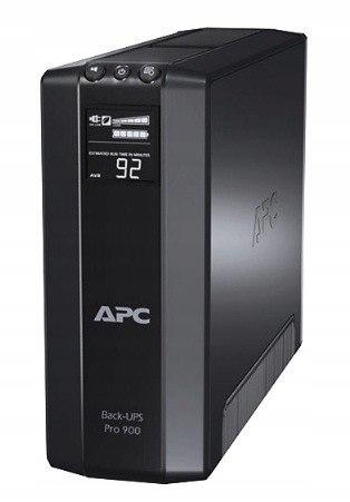 BR900GI BACK RS 900VA 230V LCD GREEN 540W
