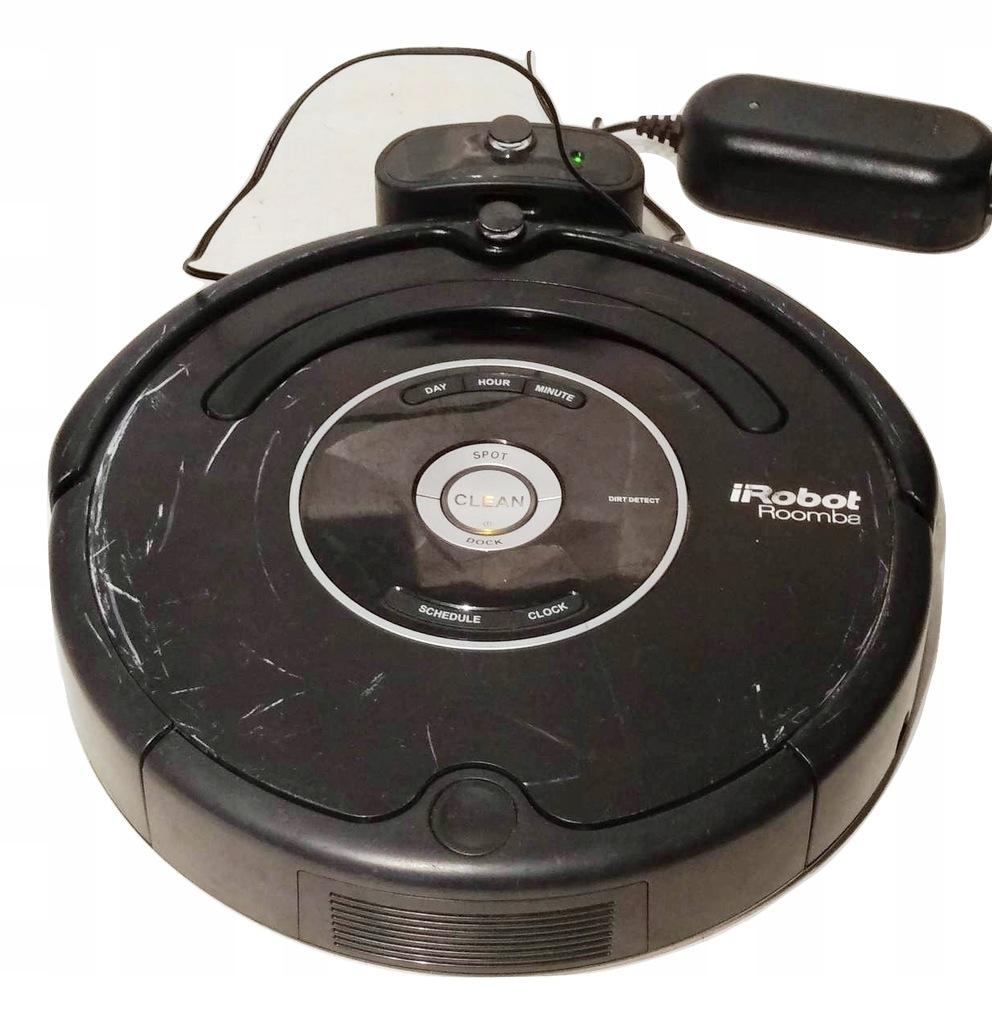 Irobot Roomba Ic 6652a Polecam 8819067018 Oficjalne Archiwum Allegro