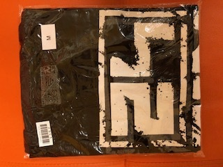 T shirt męska czarna 24 Finał M