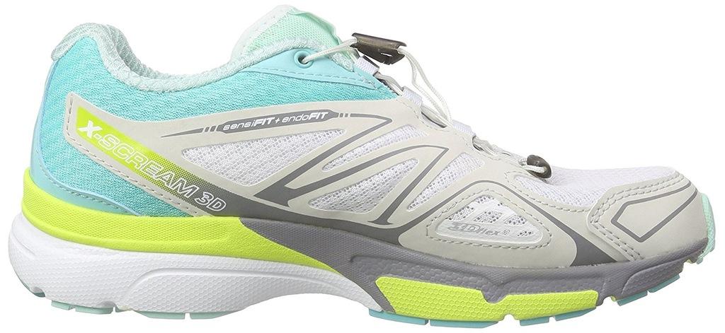 Salomon X Scream 3D buty damskie biegowe 38