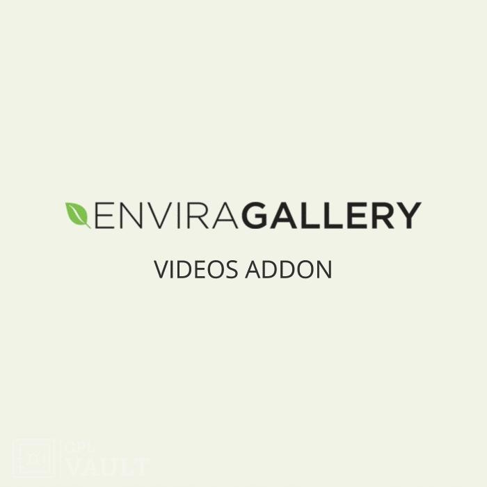 Wtyczka WordPress Envira Gallery Videos Add-On
