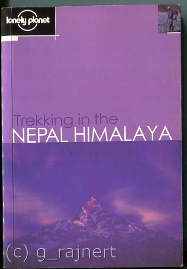 LonelyPlanet Trekking in the Nepal Himalaya