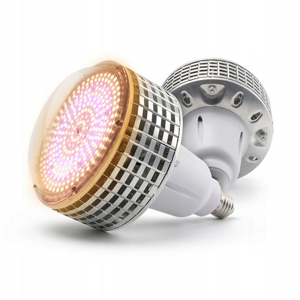 ŻARÓWKA LED GROW DO UPRAWY ROŚLIN 300W E27 GROWBOX
