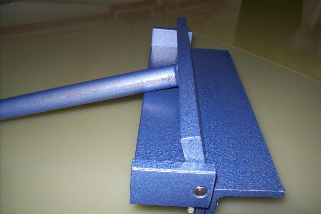 Zaginarka 250 mm do blachy 2,0 mm giętarka