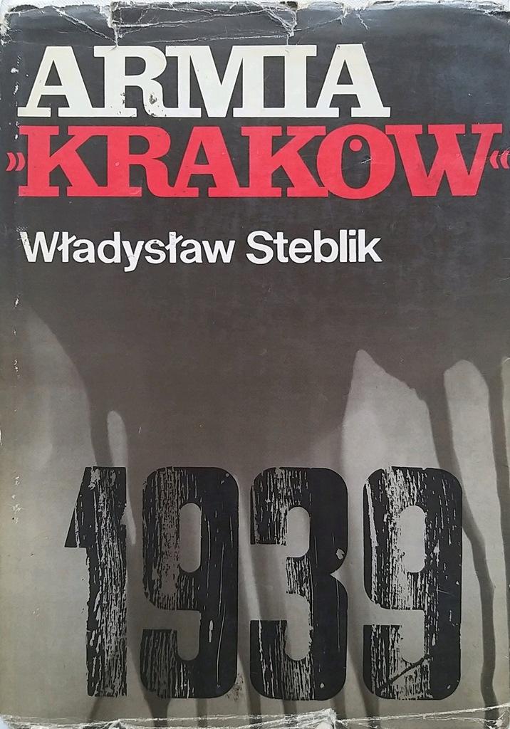 Armia Kraków 1939 Władysław Stelblik
