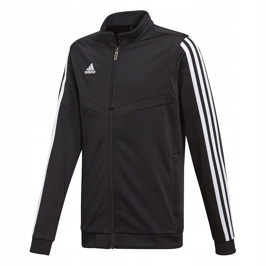 Bluza adidas TIRO 19 PES JKT Y czarna r 116