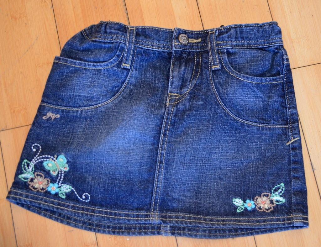 Spódnica jeansowa GAP rozmiar 116/ 6 lat