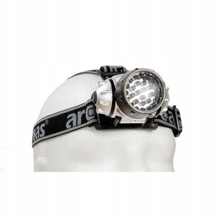 Arcas Headlight Lampka Czołówka 4 tryby