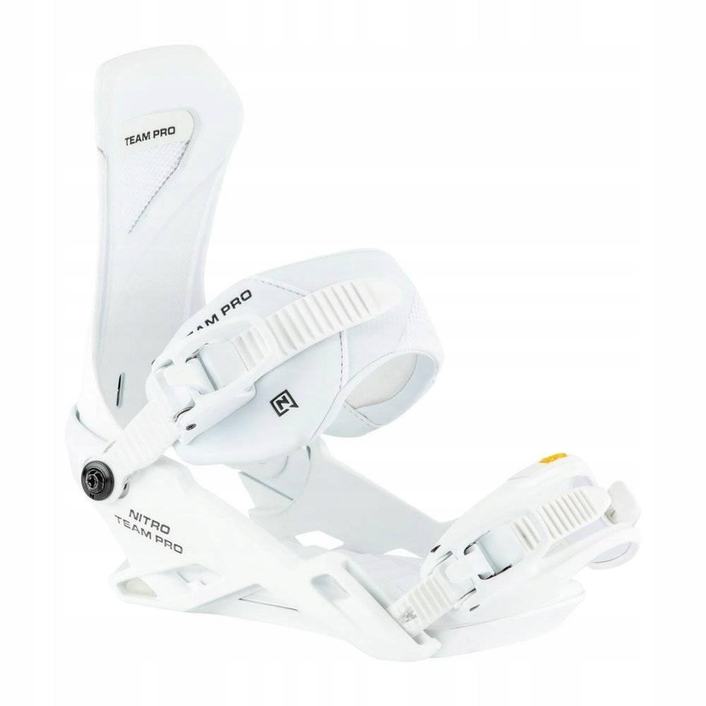 Wiązania NITRO TEAM PRO snowboardowe r. 38,5-43,5