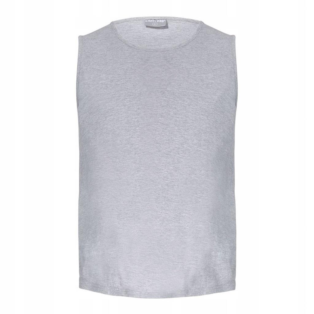 """Koszulka bez rękawów 160g/m2, szara, """"3xl"""