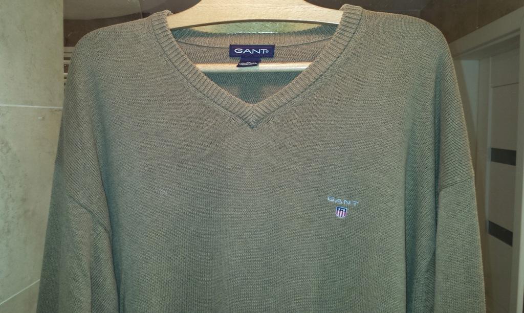 GANT Sweter / Rozm XL (Zara, Tommy, Lacoste)