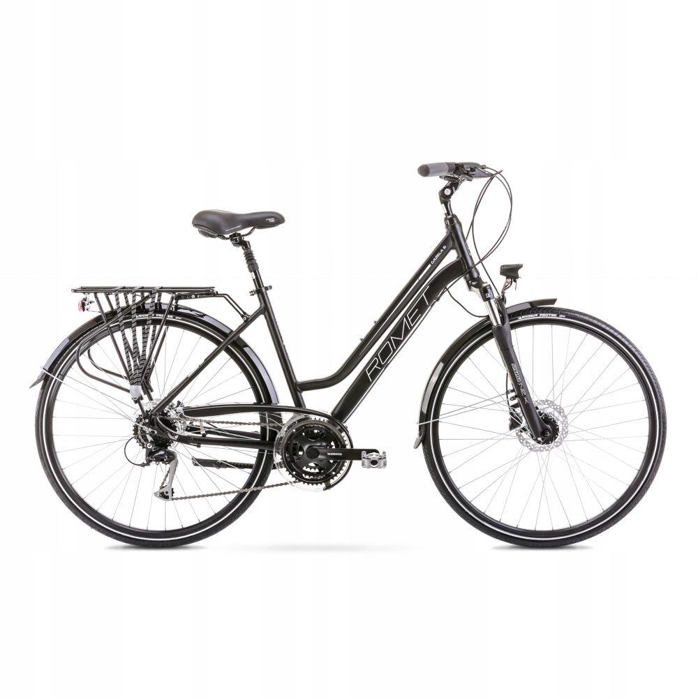 Rower ROMET GAZELA 6 Czarny Promocja!