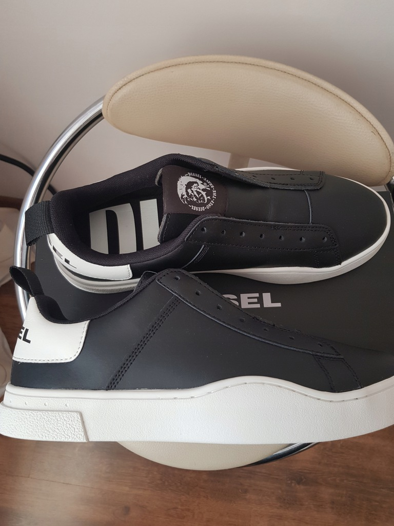 Buty Diesel Clever s-Clever Sosneakers - Półbuty