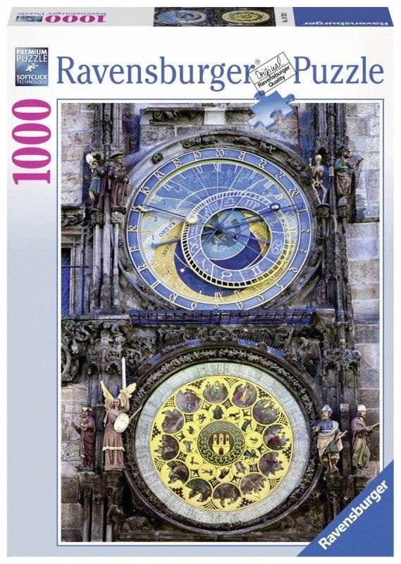 1000 elementów Zegar astronomiczny
