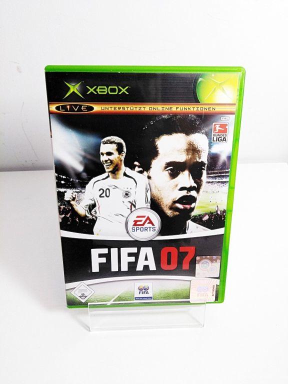 GRA NA XBOX 360 FIFA 07