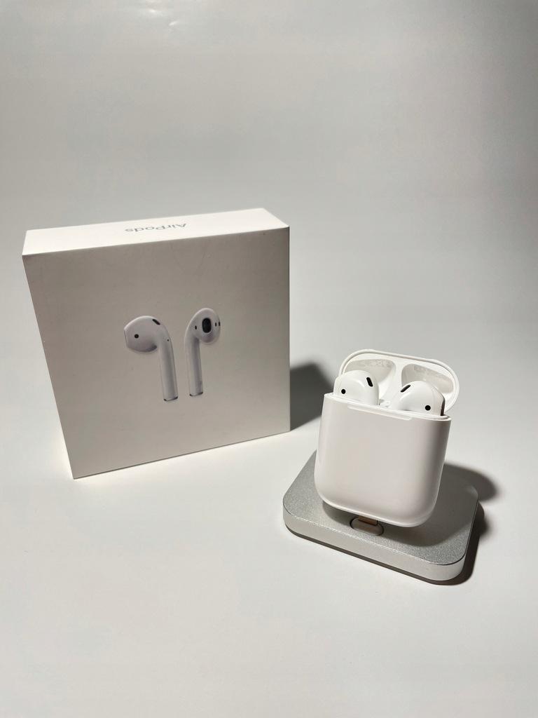 Apple AirPods 2 Stan idealny OKAZJA!!!