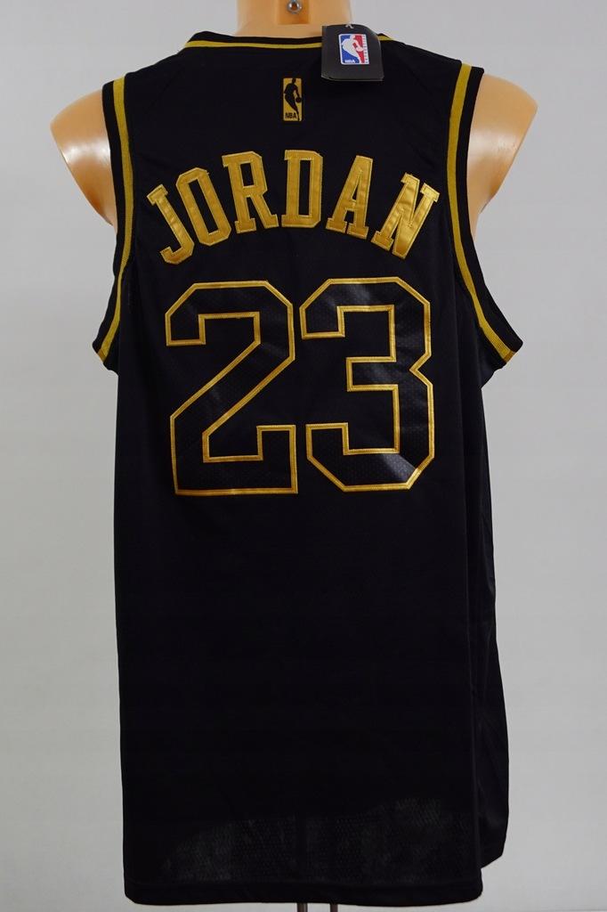Koszulka NBA Jersey #23 Jordan L Gold ALL STARS