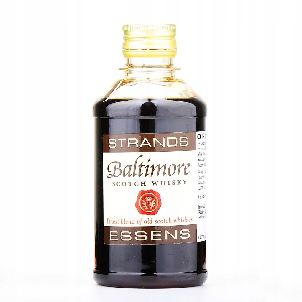 Zaprawka STRANDS Baltimore Scotch Whisky 250ml