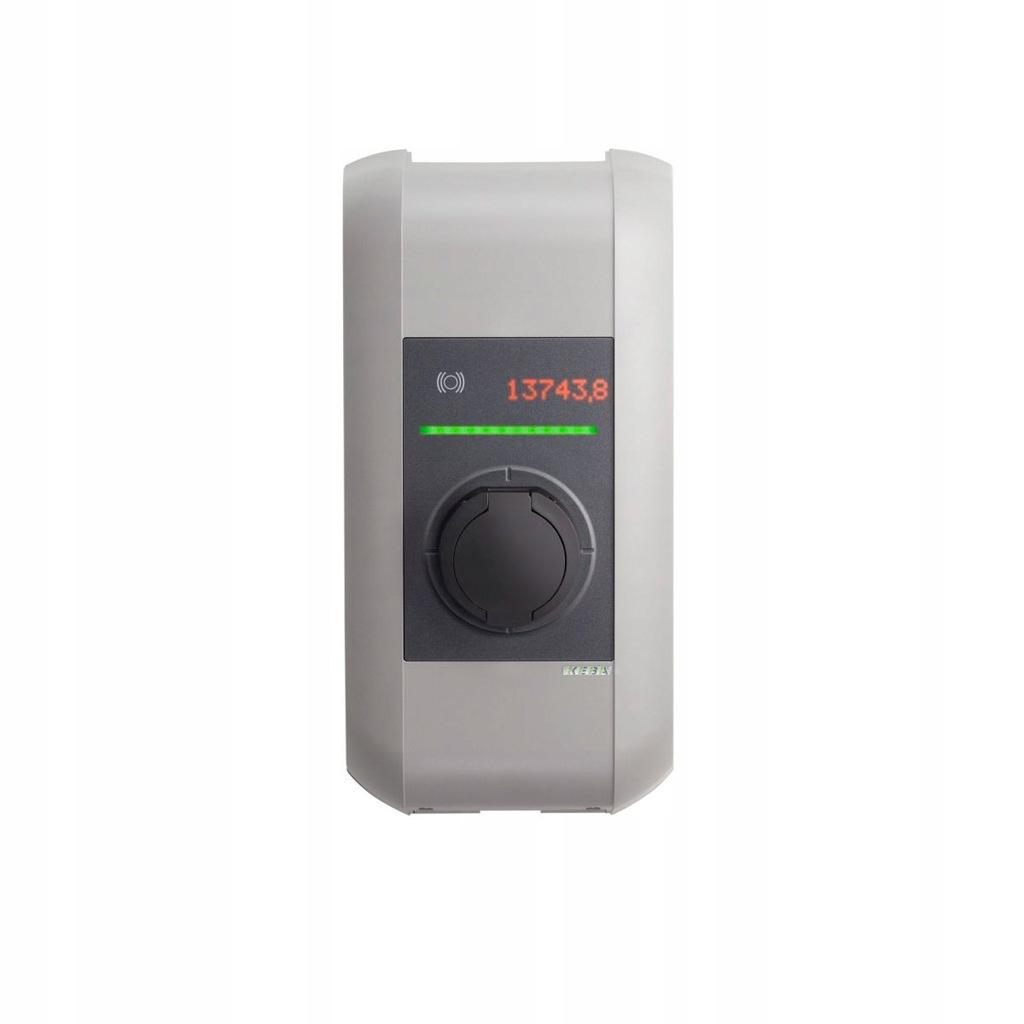KEBA KeContact P30 c-series wallbox 22kW, typ 2