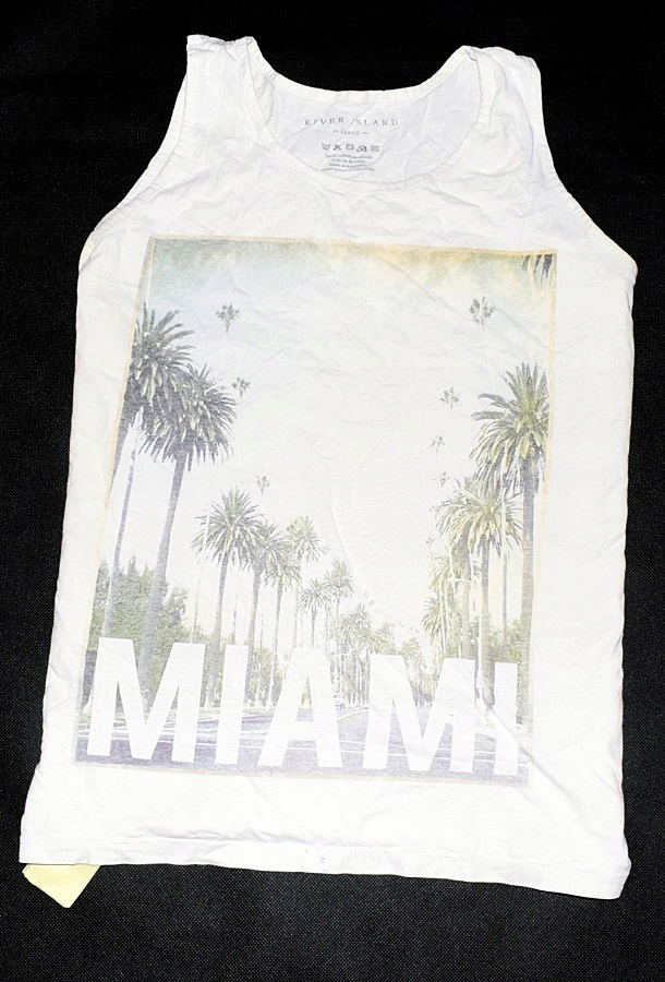 5725-76 ....RIVER ISLAND n#s BIALY TOP MIAMI r.40