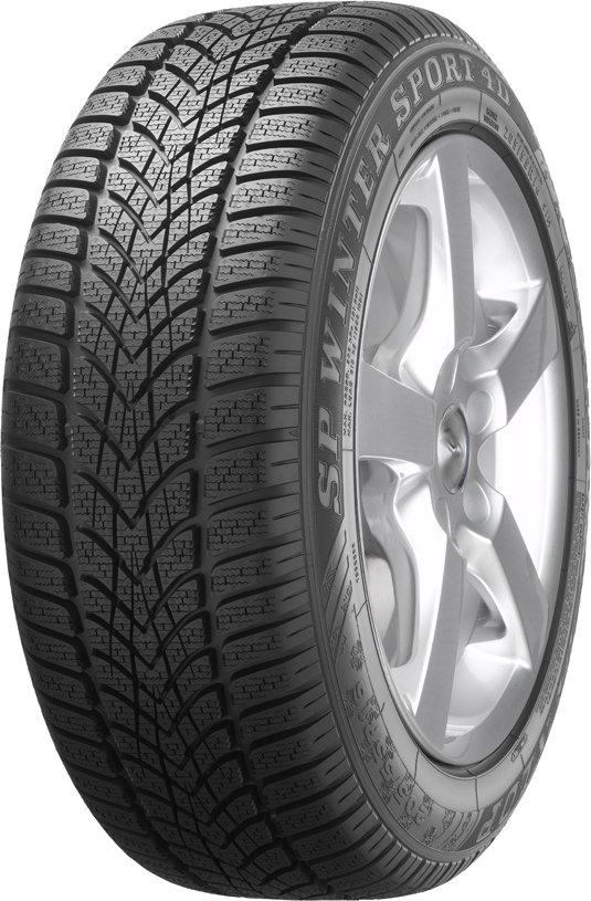 4X Dunlop 215/55 R18 95H SP Winter Sport 4D ROF