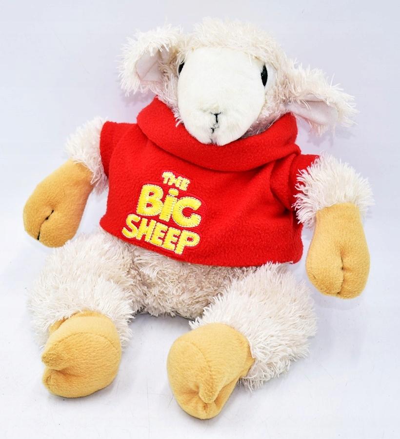 4862-63 ...LANG'S THE BIC SHEEP... o#g OWCA 28CM