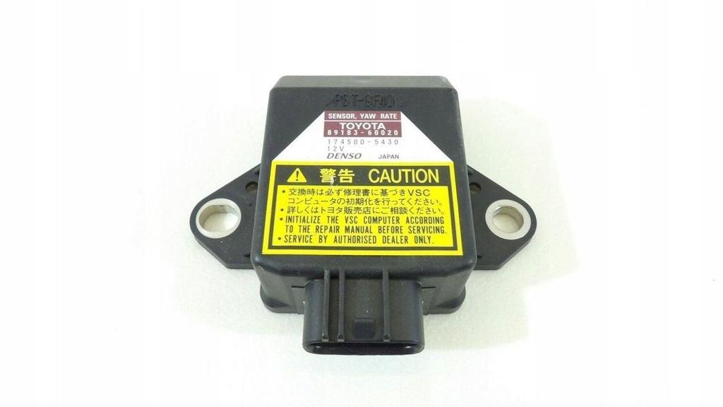 CZUJNIK SENSOR ESP 89183-60020 LEXUS IS II IS220D