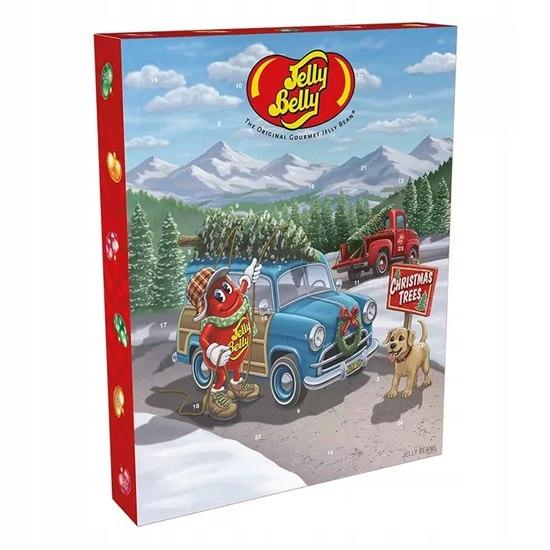Kalendarz Adwentowy Jelly Belly Bean Boozled 240g 9945636095 Oficjalne Archiwum Allegro