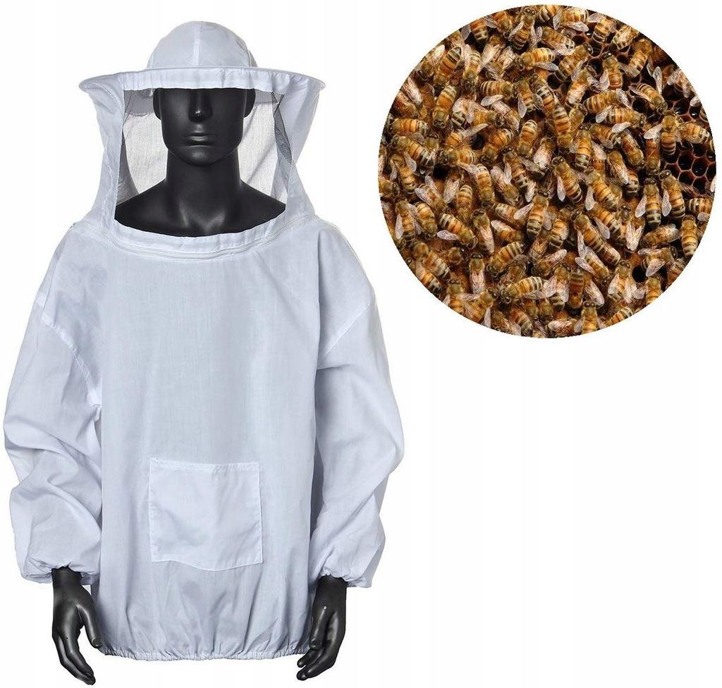 Strój pszczelarski ochronny dla pszczelarza