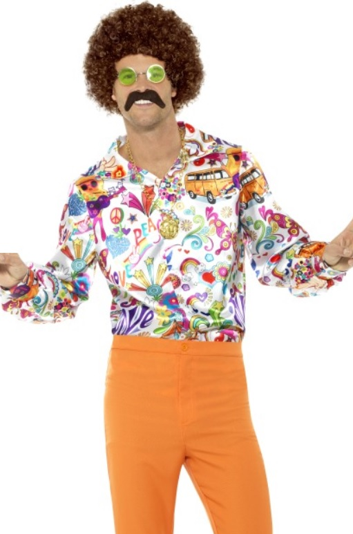 Koszula Hipisa Hipis Lata70 Disco Dzieci Kwiaty Xl 7760513331 Oficjalne Archiwum Allegro