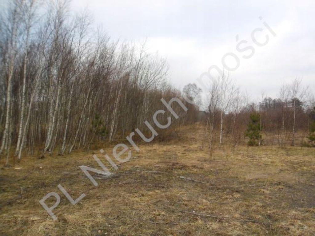 Działka Mińsk Mazowiecki, miński, 7068,00 m²