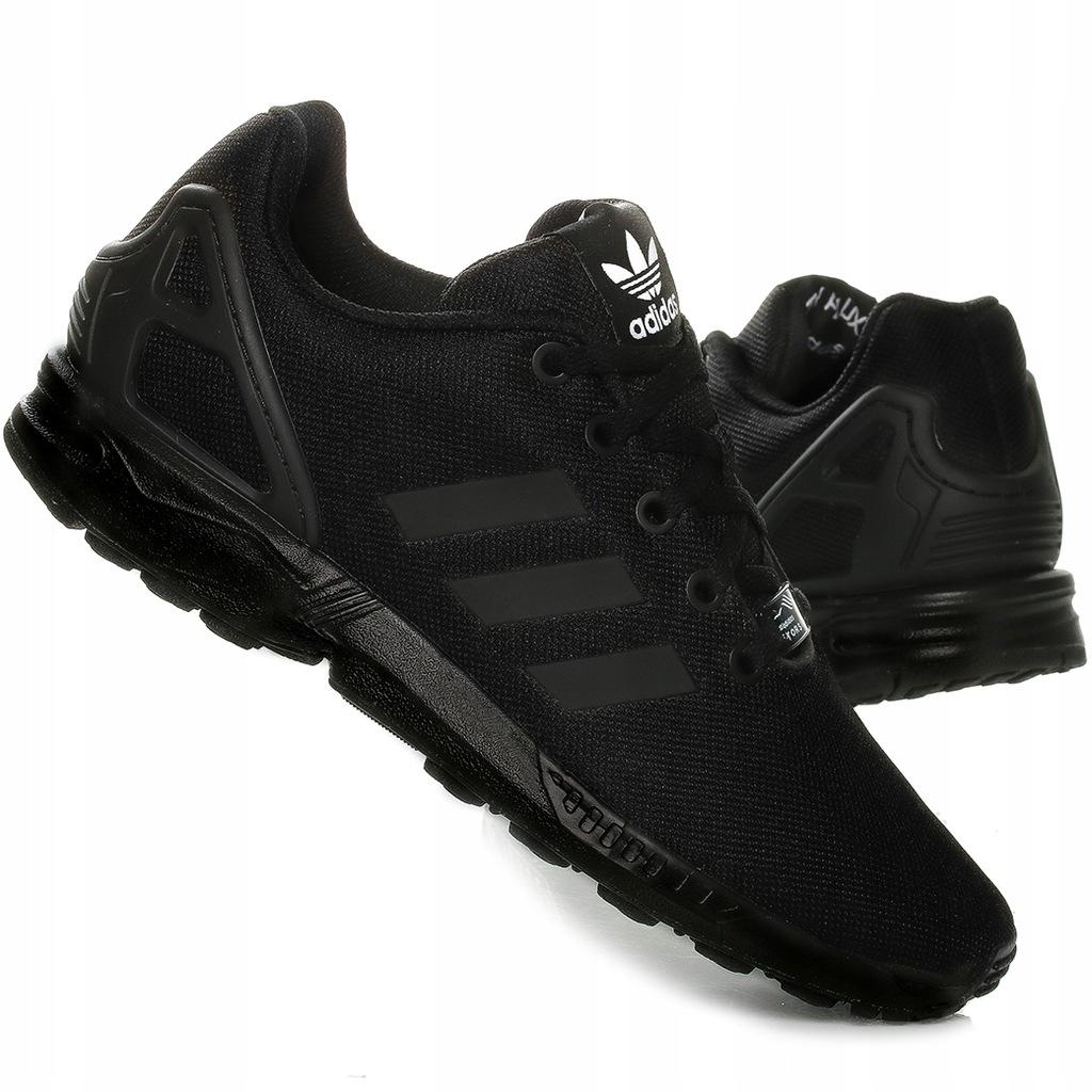 Adidas Czarne Buty Sportowe Damskie Zx Flux J