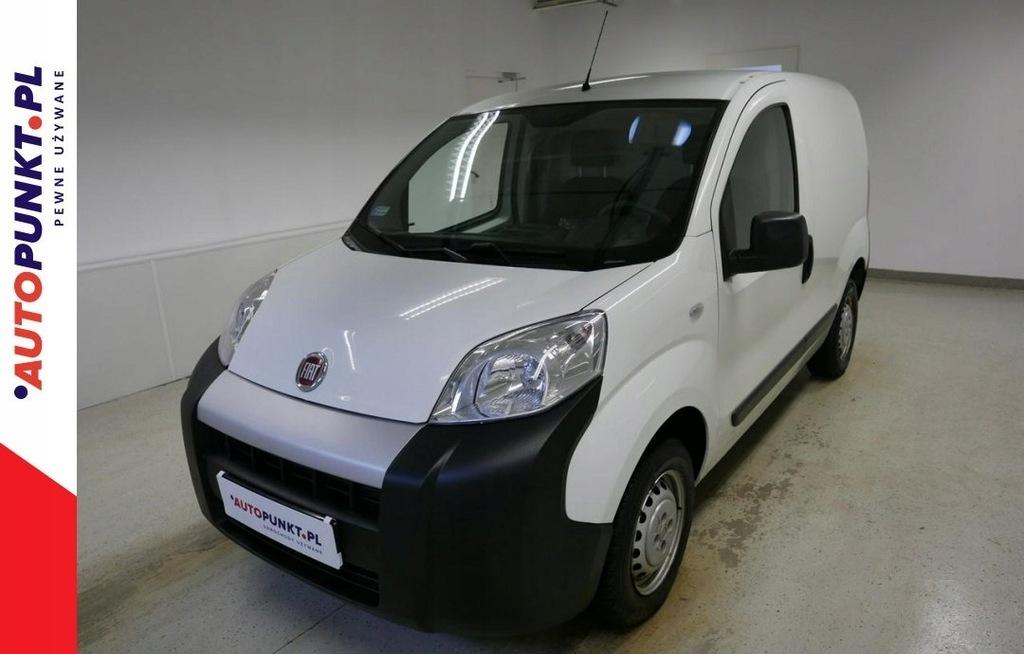 FIAT Fiorino 1.4 77KM LPG, furgon, Base,