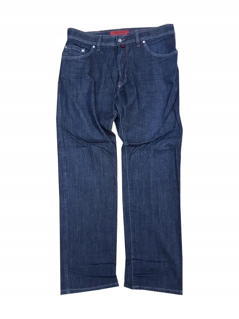 PIERRE CARDIN Deauville jeansy 34/30 pas 88 cm