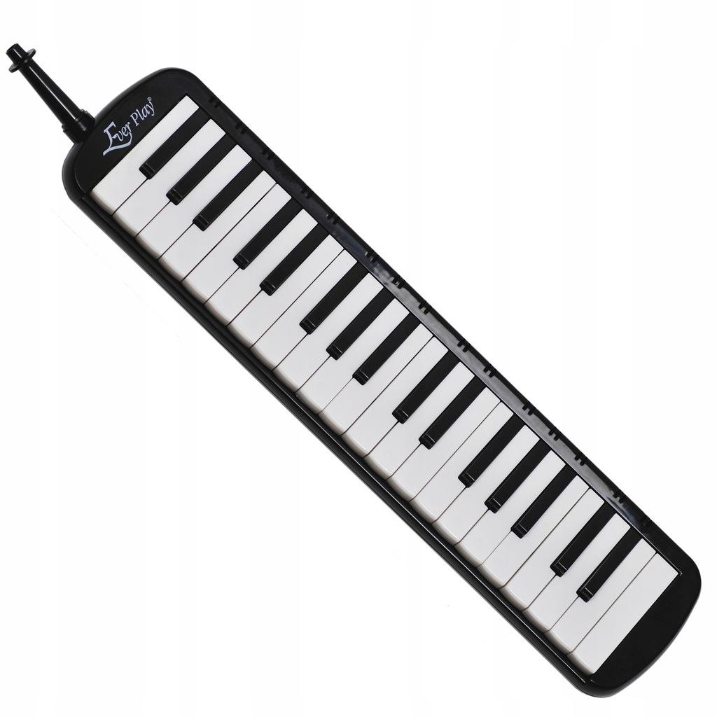 Melodyka EVER PLAY M37A-2BK 37K BLACK-WHITE