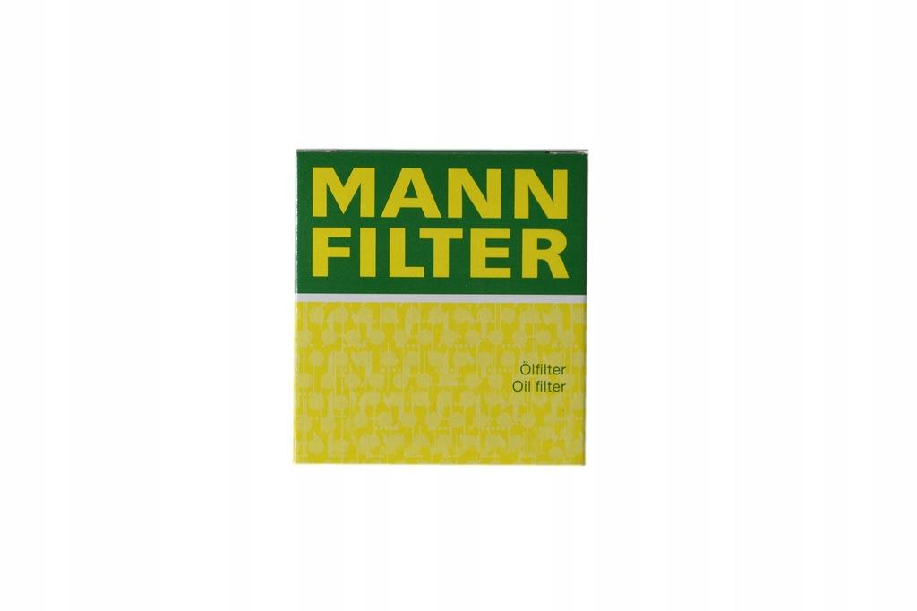 FILTR OLEJU MANN FIAT DOBLO 1.3 JTD 16V 70KM 51KW