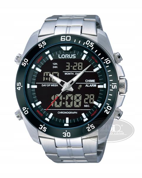 Zegarek Męski Lorus RW611AX-9 chronograf