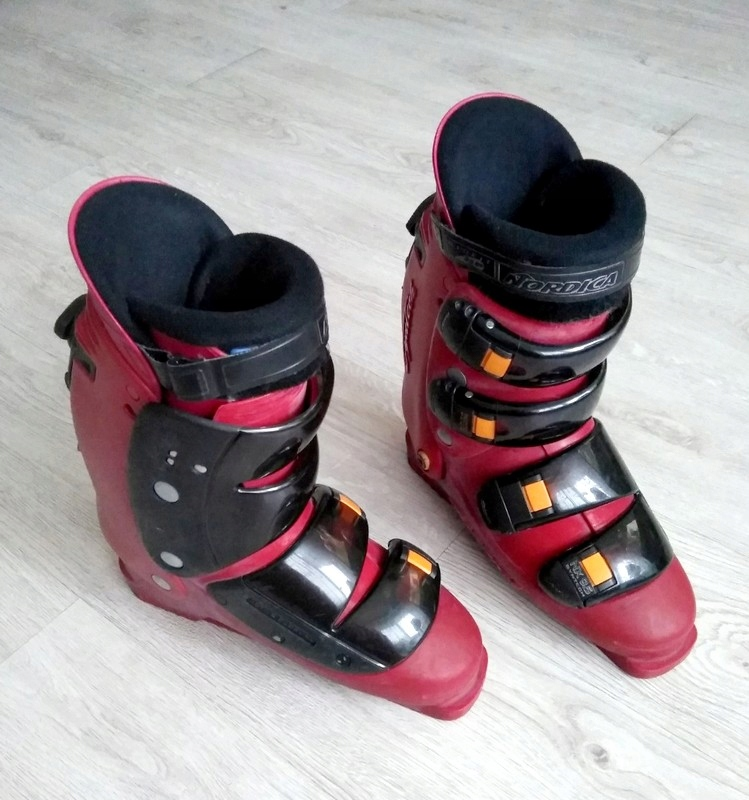 Buty Narciarskie Nordica NX 9,5 Syntech Biofit
