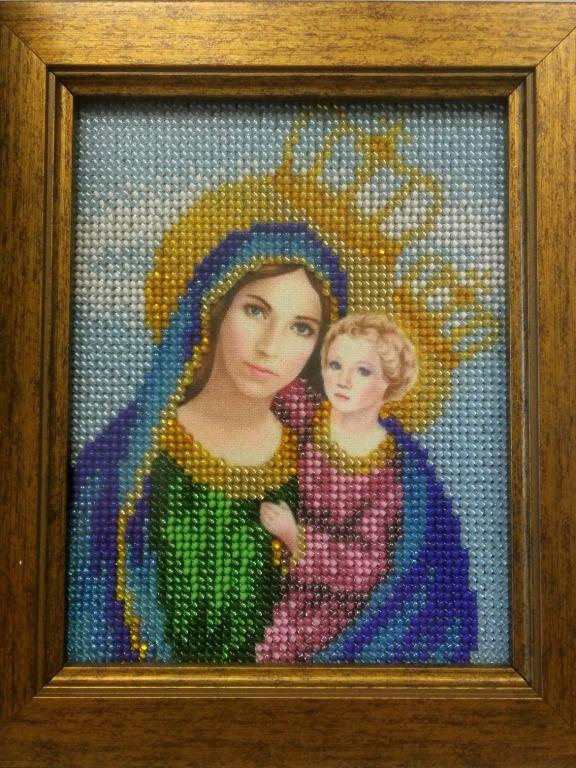 Wizerunek Matki Boskiej