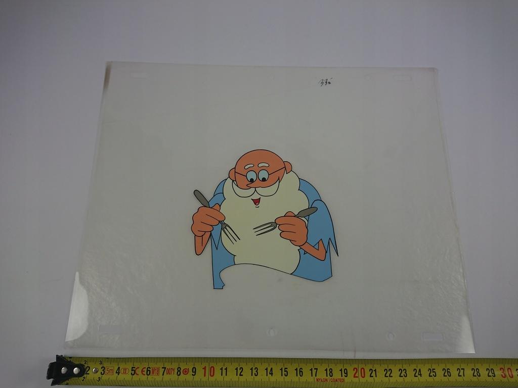 Folia animacyjna slajd Se-ma-for