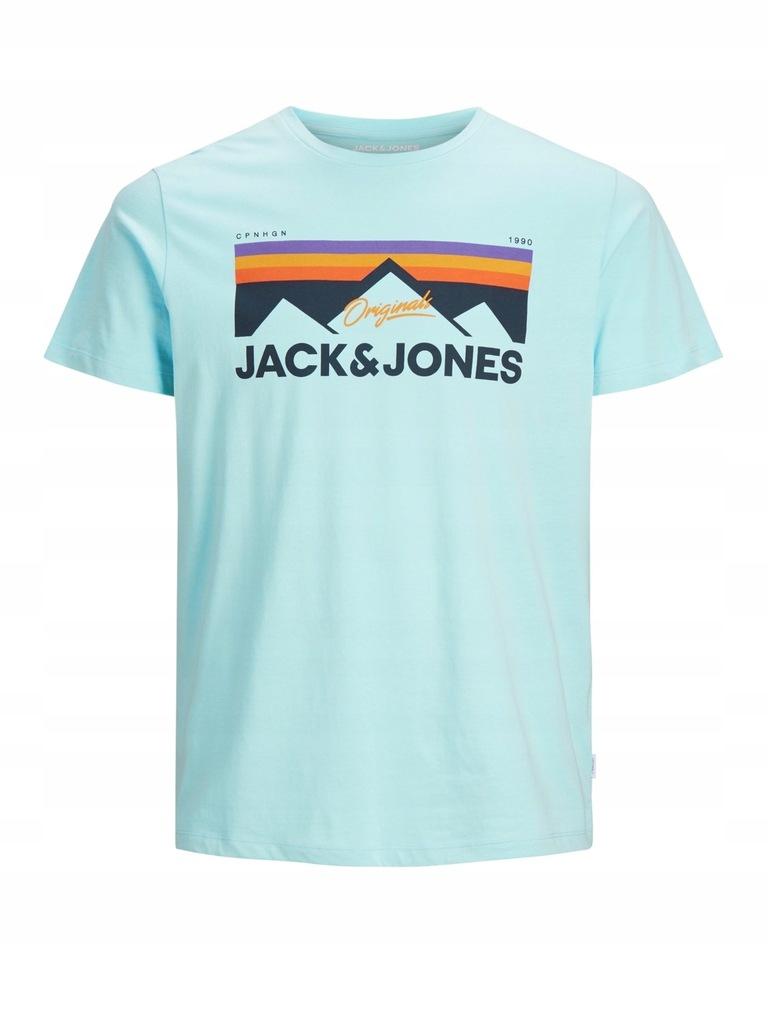 JACK&JONES JORDORSEY REG męski t-shirt XXL