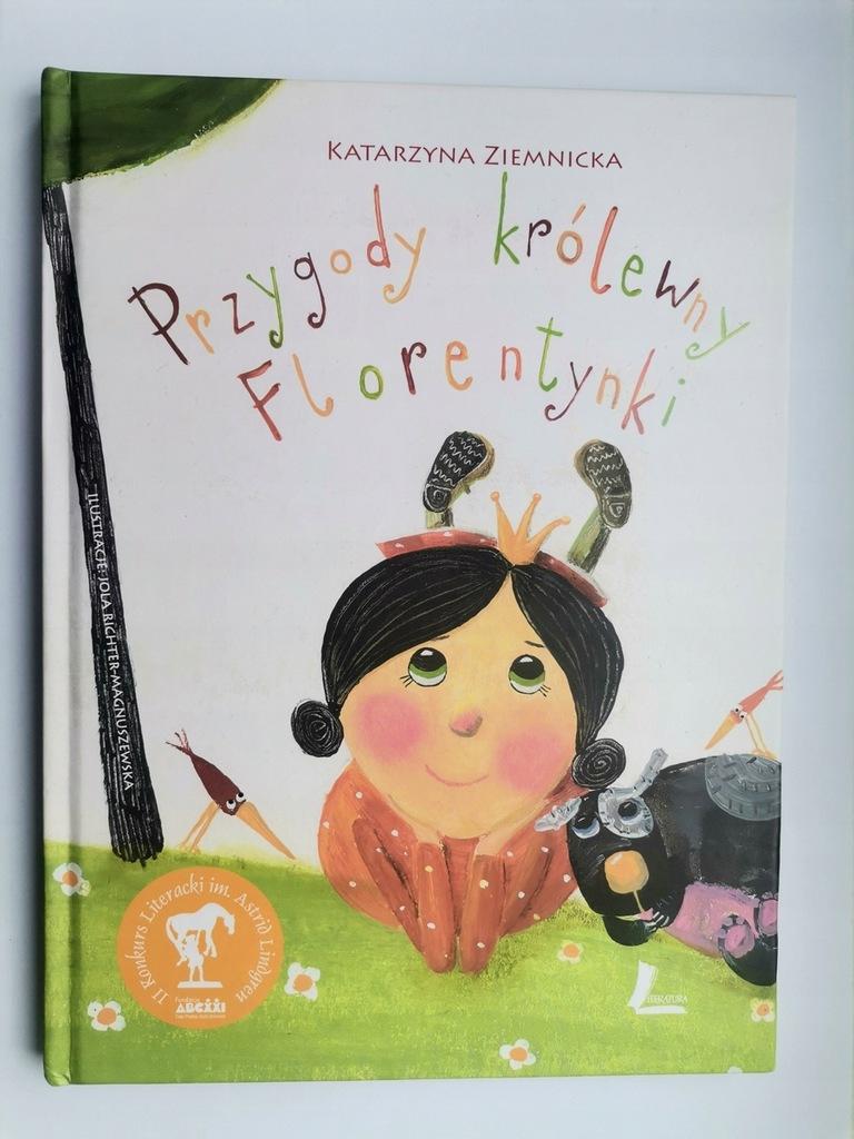 Przygody królewny Florentynki -Katarzyna Ziemnicka