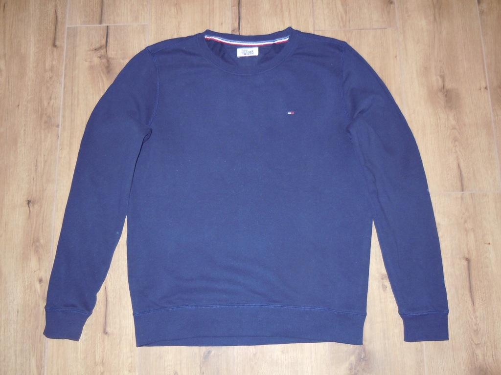 TOMMY HILFIGER DENIM bluza jak NOWA L/XL