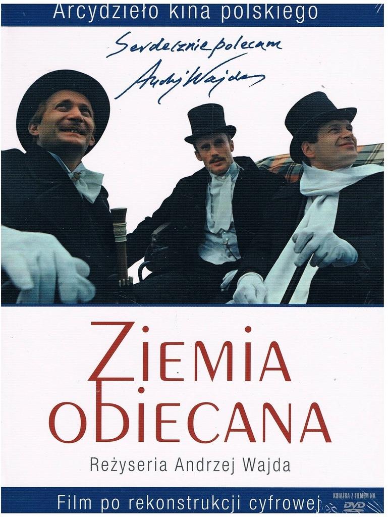 ZIEMIA OBIECANA [DVD] WAJDA